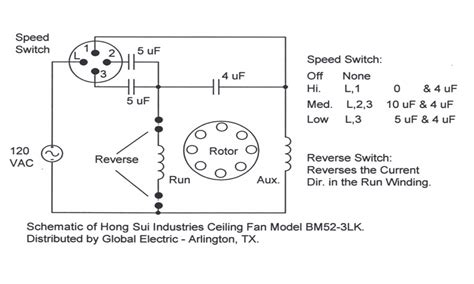 ceiling fan pull chain light switch replacement