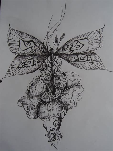 dragonfly tattoo images designs