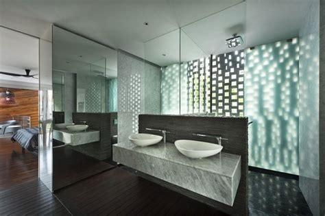 modern bathroom interior design ultra modern interior in a posh residence in singapore Ultra