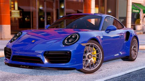 2016 Porsche 911 Turbo S [add-on / Replace]