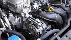Toyota Corolla Valvematic Engine Drive Belt Keeps Bad
