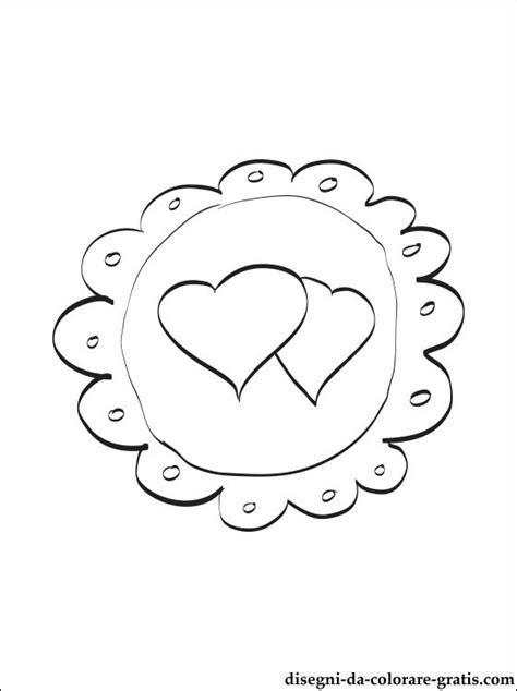 disegno  cuori  nozze da stampare disegni da colorare gratis