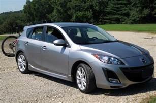 2012 Grey Mazda 3 Hatchback