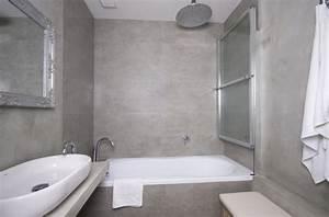 Betonová stěrka do koupelny cena