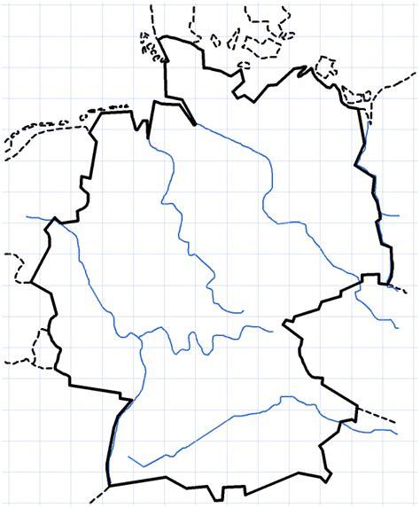 Carte Allemagne Vierge by Cliquez Sur L Image Pour L Agrandir
