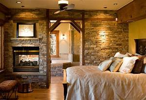 Stacked-stone-fireplace-and-double-sided