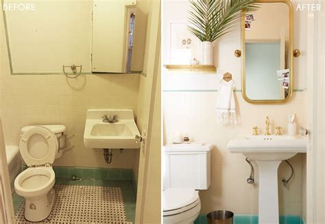 Brady Gives A Refresh To His Vintage Bathroom
