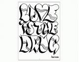 Coloring Cool Pages Graffiti Designs Popular sketch template