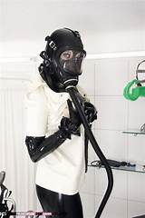 Gas mask fetish images