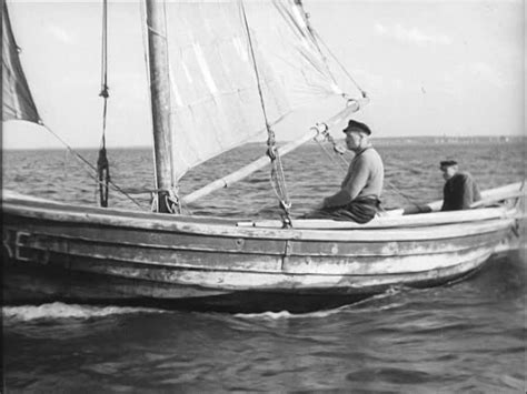 Fishing Boat Jobs Poole fishery 1930 1939 germany sd stock video 306 196 773