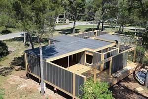 Pop Up House Avis : projeto pr fabricado constr i casa em quatro dias ~ Dallasstarsshop.com Idées de Décoration