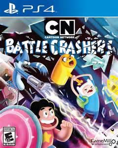 cartoonnetwork battlecrashers ing november 2016 to ps4