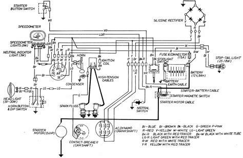 Electrical Wiring Diagram Honda Circuit