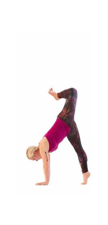 Toning Exercises Handstands Legs Stomach Arm Workouts