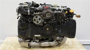 Avcs And Tgv Type Ej205 Engine For 2002