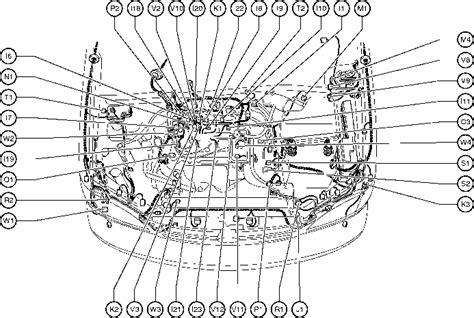 1997 Toyotum Avalon Engine Diagram 2000 toyota avalon engine diagram automotive parts
