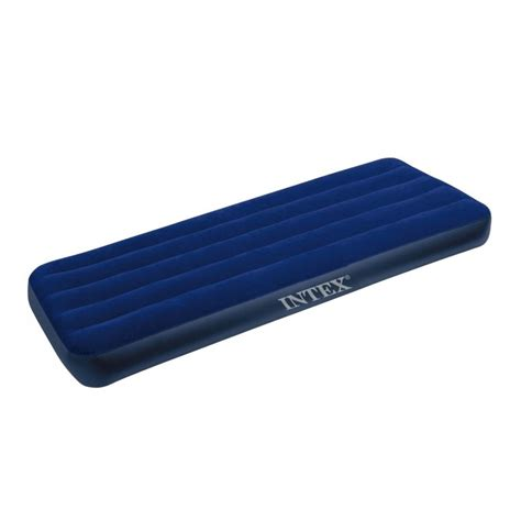 Intex Matelas Gonflable by Matelas Gonflable 1 Personne Lit D Appoint Intex Downy