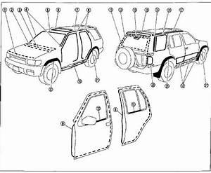 Nissan Pathfinder R50 1998 Repair Manual