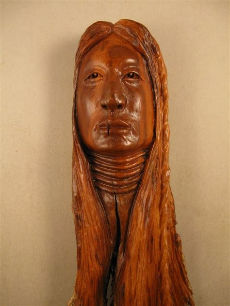 native american indian wood carvings wood carvings
