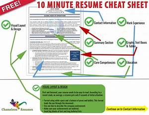 10 minute resume cheat sheet for 10 minute resume