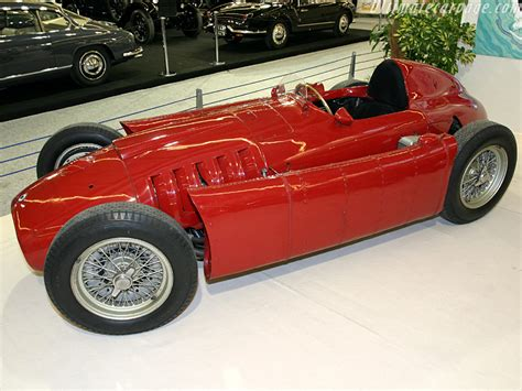 Lancia D50 High Resolution Image (2 Of 12