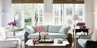 living room design ideas 12 Pretty Sunroom Ideas - Chic Designs & Decor for ...