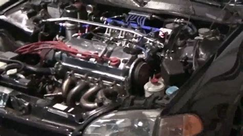 bisimoto level  itbs moredz  motor sohc part