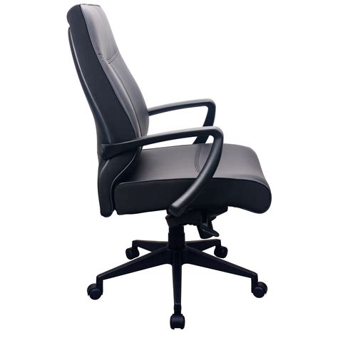 Tempur Pedic Office Chair by Tempur Pedic High Back Leather Executive Office Chair With