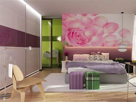 Kreative Wandgestaltung Mit Farbe Ideen Fuer Jedes Zimmer by Sch 246 Ne Tapeten F 252 R Jugendzimmer