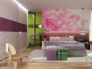 tapeten teenagerzimmer With balkon teppich mit tapeten für teenager mädchen