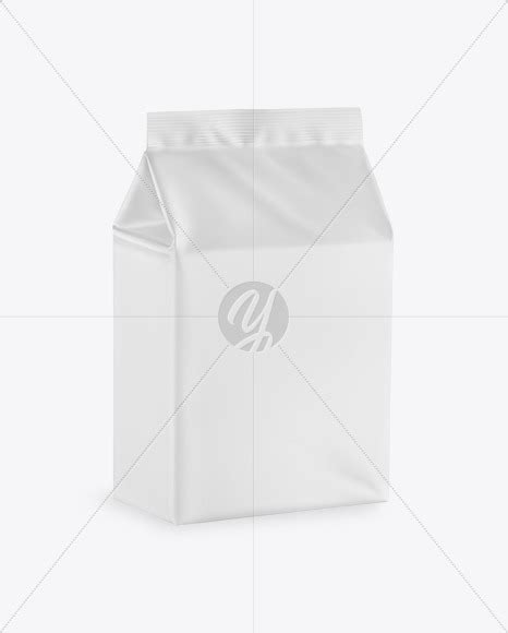 Dear visitor, you are browsing our website as guest. Matte Food Bag Mockup - Half Side View in Bag & Sack ...