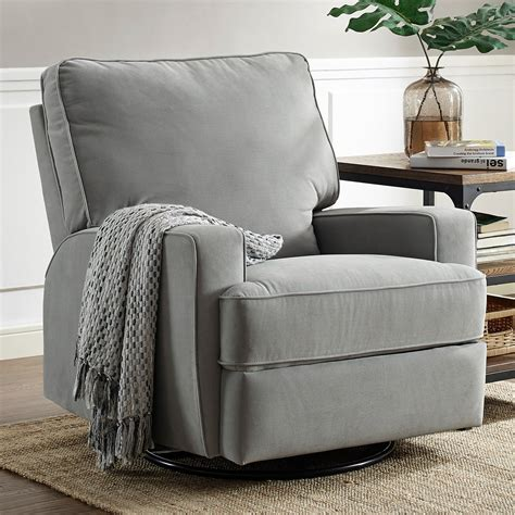 Recliner Rockers Chairs by Baby Relax Rylan Swivel Gliding Recliner Gliders