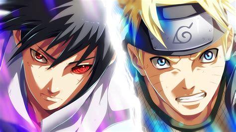 Sasuke And Naruto Fondo De Pantalla Hd