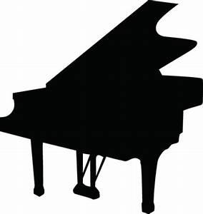 Silhouette Clipart Music