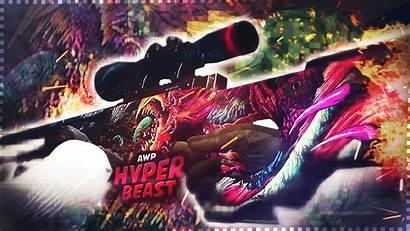 Cs Hyper Beast Awp Csgo Steam Wallpapers