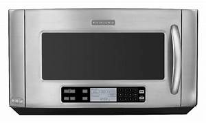 Kitchenaid Microwave  Model Khms2050sss1 Parts And Repair Help