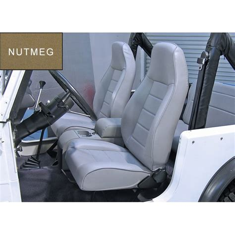 rugged ridge  high  front seat reclinable