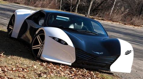 » Concept The New Electric Supercar Future Technology