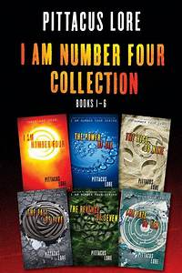 I Am Number Four Collection: Books 1-6 - Pittacus Lore - E ...