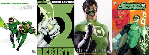 read green lantern further reading green lantern