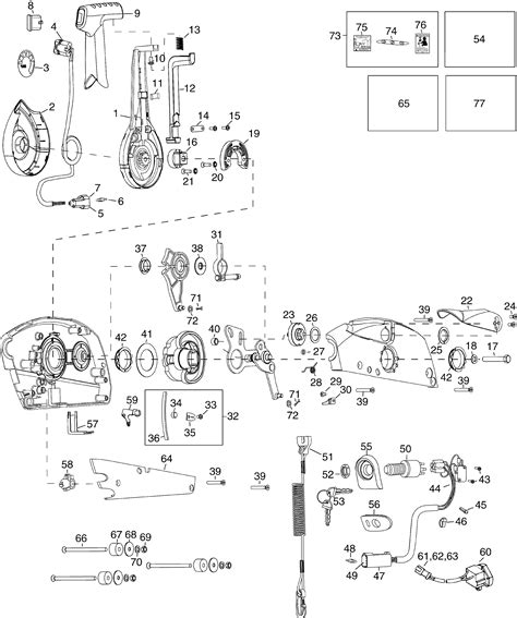 yamaha 150 outboard wiring diagram the wiring diagram