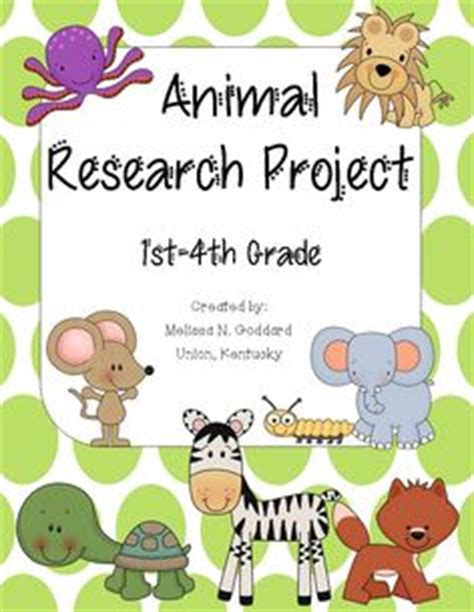 animal research project  images  grade