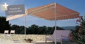 les stores exterieurs et pergolas sizorn a brest et en With store mobile pour terrasse