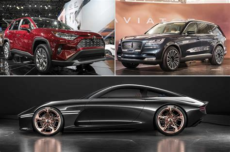 New York Auto Show 2018 best cars of the 2018 new york auto show motor trend