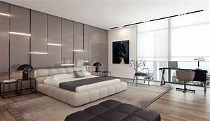 Cool, Modern, Bedroom, Design, Ideas, 49