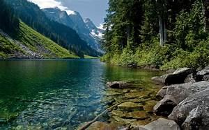 River, Wallpaper, Landscape