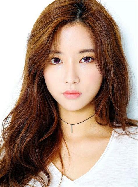 ideas  korean hairstyles women  pinterest