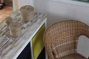 relooking palette expedit bidouilles ikea With awesome meuble 8 cases ikea 11 table de bar avec kallax bidouilles ikea