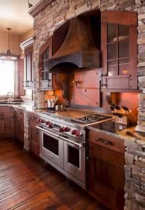 20, Brilliant, Rustic, Farmhouse, Kitchen, Island, Ideas