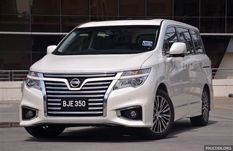 Nissan Elgrand Image by Driven 2014 Nissan Elgrand Tested From Every Seat Paul